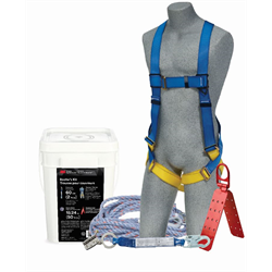 3M 50' ROOFERS FALL KIT