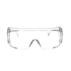 3M TOUR GUARD SAFETY GLASSES CLEAR