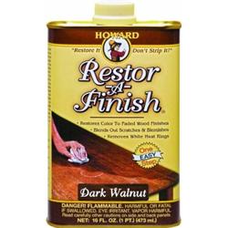 HOWARD RESTOR A FINISH DK WALNUT