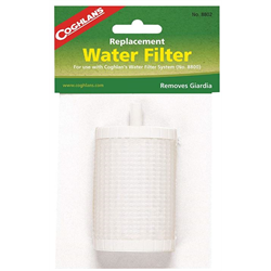 REPLACEMENT WATER FILTER **