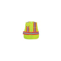 DEGIL GREEN 5 POINT SAFETY VEST