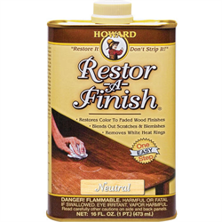 HOWARD RESTOR-A-FINISH NUTRL 473ML