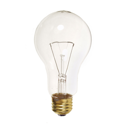 ELECTRIMART 1PK 150W CLEAR LIGHT BULB