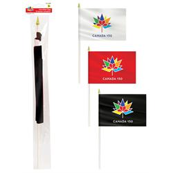 """CANADA 150 FLAG 12"""" X 18"""""""