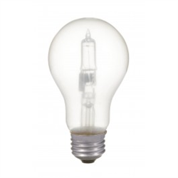 E/MART 29W FROSTED HALOGEN BULB 2PK